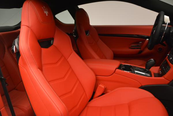 New 2017 Maserati GranTurismo Sport for sale Sold at Bentley Greenwich in Greenwich CT 06830 21