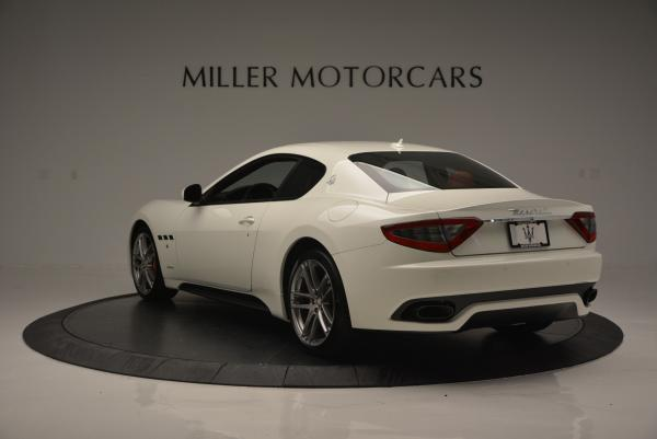 New 2017 Maserati GranTurismo Sport for sale Sold at Bentley Greenwich in Greenwich CT 06830 5