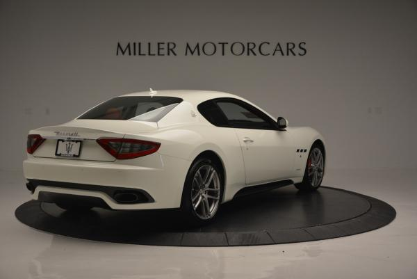 New 2017 Maserati GranTurismo Sport for sale Sold at Bentley Greenwich in Greenwich CT 06830 7