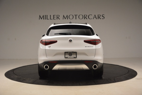 New 2018 Alfa Romeo Stelvio Ti Sport Q4 for sale Sold at Bentley Greenwich in Greenwich CT 06830 6
