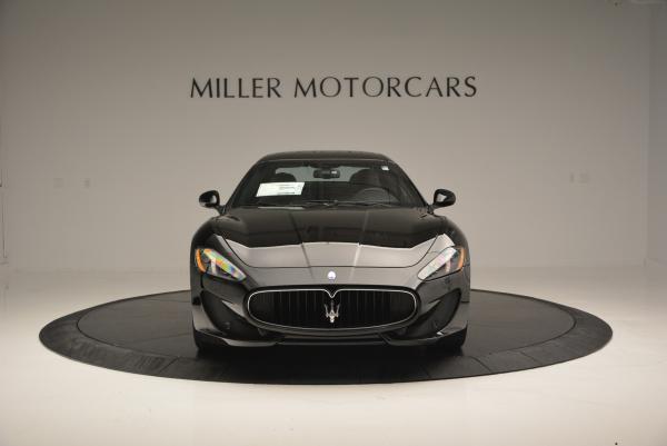 New 2016 Maserati GranTurismo Sport for sale Sold at Bentley Greenwich in Greenwich CT 06830 10