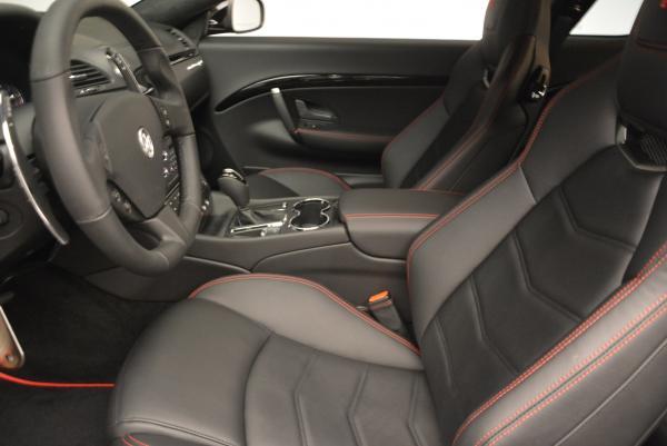 New 2016 Maserati GranTurismo Sport for sale Sold at Bentley Greenwich in Greenwich CT 06830 12