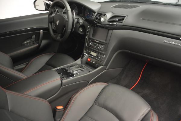 New 2016 Maserati GranTurismo Sport for sale Sold at Bentley Greenwich in Greenwich CT 06830 16