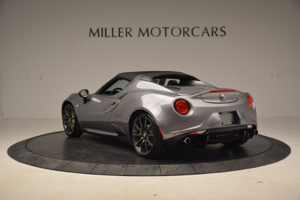 New 2018 Alfa Romeo 4C Spider for sale Sold at Bentley Greenwich in Greenwich CT 06830 10