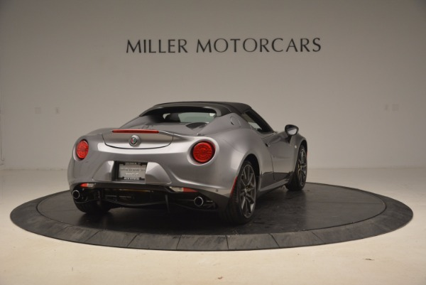 New 2018 Alfa Romeo 4C Spider for sale Sold at Bentley Greenwich in Greenwich CT 06830 13