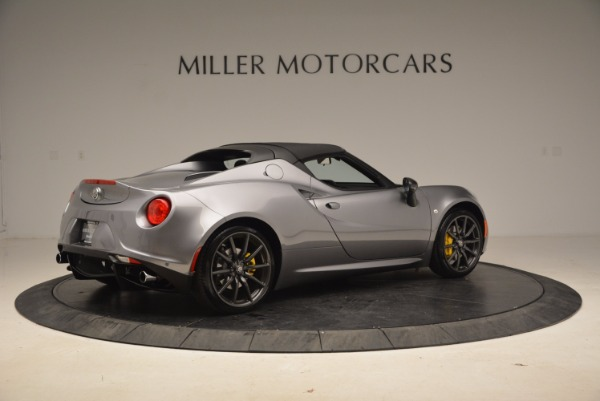 New 2018 Alfa Romeo 4C Spider for sale Sold at Bentley Greenwich in Greenwich CT 06830 15