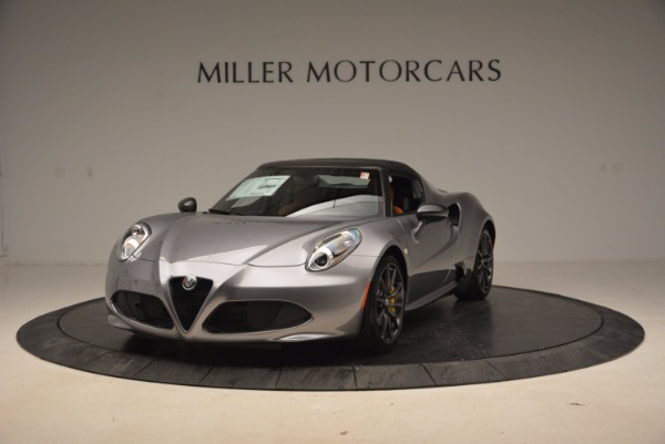 New 2018 Alfa Romeo 4C Spider for sale Sold at Bentley Greenwich in Greenwich CT 06830 2