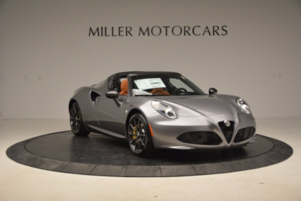 New 2018 Alfa Romeo 4C Spider for sale Sold at Bentley Greenwich in Greenwich CT 06830 20