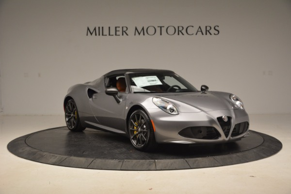New 2018 Alfa Romeo 4C Spider for sale Sold at Bentley Greenwich in Greenwich CT 06830 21