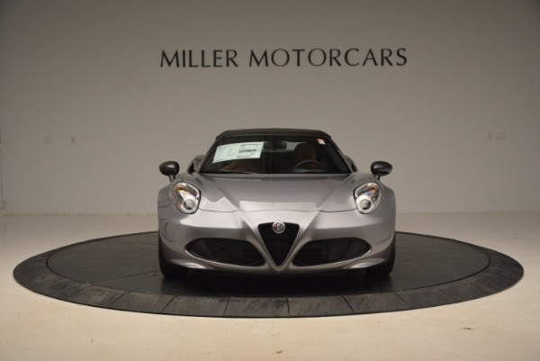New 2018 Alfa Romeo 4C Spider for sale Sold at Bentley Greenwich in Greenwich CT 06830 22