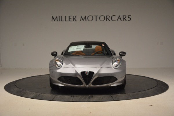 New 2018 Alfa Romeo 4C Spider for sale Sold at Bentley Greenwich in Greenwich CT 06830 23