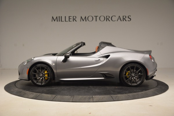 New 2018 Alfa Romeo 4C Spider for sale Sold at Bentley Greenwich in Greenwich CT 06830 5