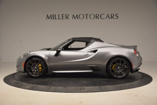 New 2018 Alfa Romeo 4C Spider for sale Sold at Bentley Greenwich in Greenwich CT 06830 6