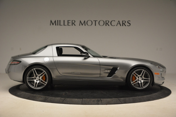 Used 2014 Mercedes-Benz SLS AMG GT for sale Sold at Bentley Greenwich in Greenwich CT 06830 11
