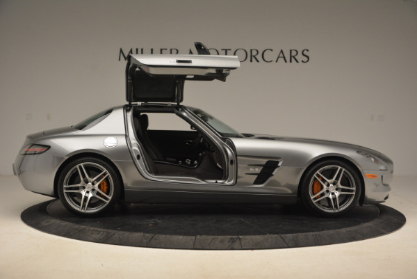 Used 2014 Mercedes-Benz SLS AMG GT for sale Sold at Bentley Greenwich in Greenwich CT 06830 12