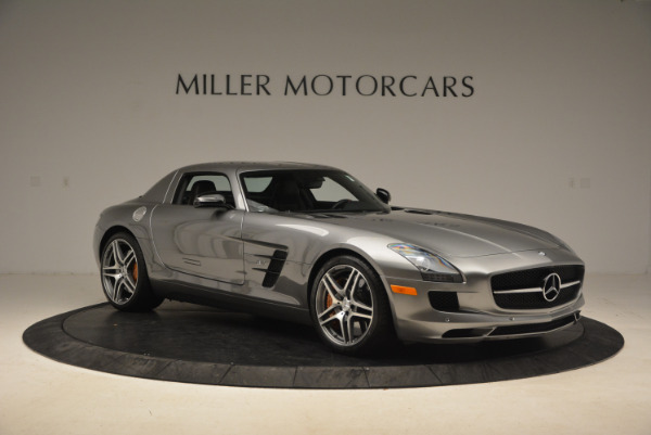 Used 2014 Mercedes-Benz SLS AMG GT for sale Sold at Bentley Greenwich in Greenwich CT 06830 14