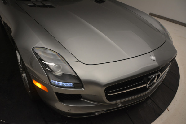 Used 2014 Mercedes-Benz SLS AMG GT for sale Sold at Bentley Greenwich in Greenwich CT 06830 19