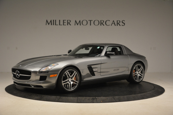 Used 2014 Mercedes-Benz SLS AMG GT for sale Sold at Bentley Greenwich in Greenwich CT 06830 2