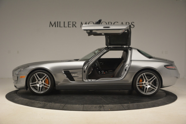 Used 2014 Mercedes-Benz SLS AMG GT for sale Sold at Bentley Greenwich in Greenwich CT 06830 4