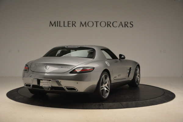 Used 2014 Mercedes-Benz SLS AMG GT for sale Sold at Bentley Greenwich in Greenwich CT 06830 9