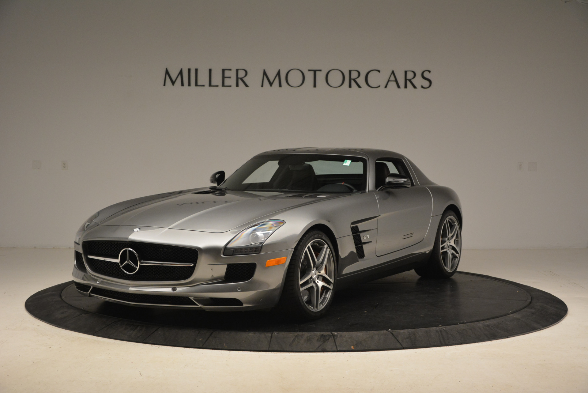 Used 2014 Mercedes-Benz SLS AMG GT for sale Sold at Bentley Greenwich in Greenwich CT 06830 1