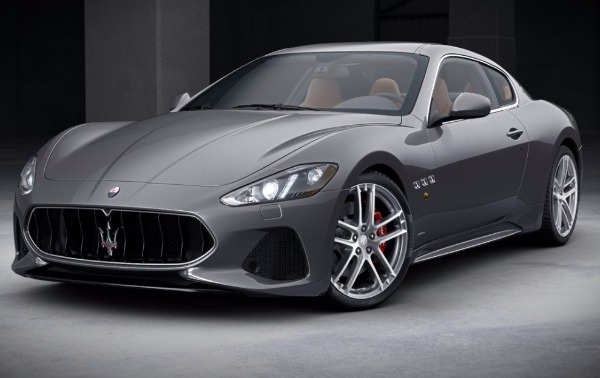 New 2018 Maserati GranTurismo Sport Coupe for sale Sold at Bentley Greenwich in Greenwich CT 06830 1
