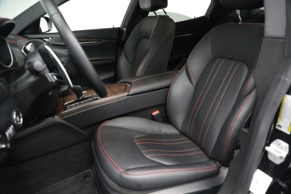 New 2018 Maserati Ghibli S Q4 for sale Sold at Bentley Greenwich in Greenwich CT 06830 14