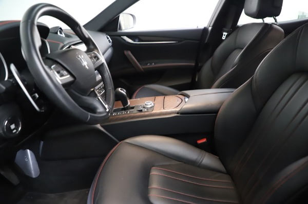 Used 2018 Maserati Ghibli S Q4 for sale Sold at Bentley Greenwich in Greenwich CT 06830 15