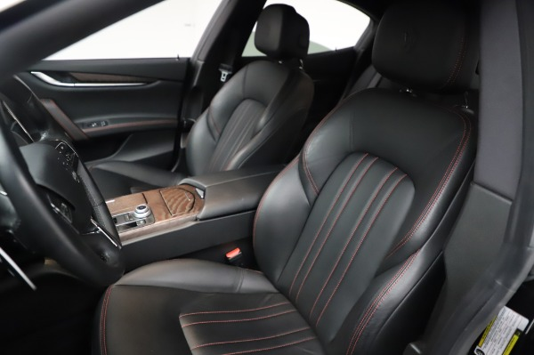 Used 2018 Maserati Ghibli S Q4 for sale Sold at Bentley Greenwich in Greenwich CT 06830 16