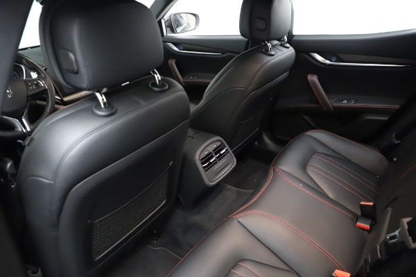 Used 2018 Maserati Ghibli S Q4 for sale Sold at Bentley Greenwich in Greenwich CT 06830 19