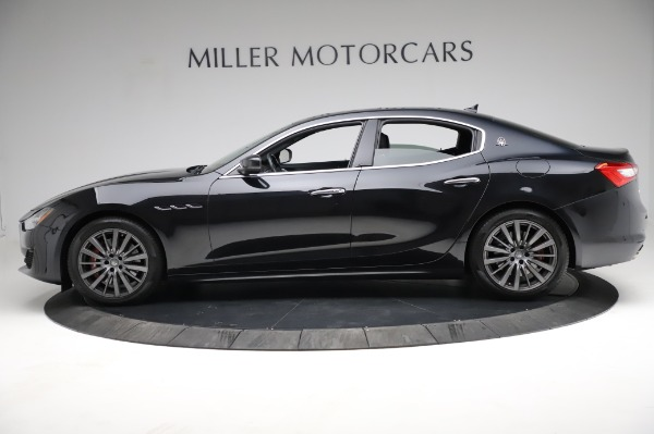 Used 2018 Maserati Ghibli S Q4 for sale Sold at Bentley Greenwich in Greenwich CT 06830 3