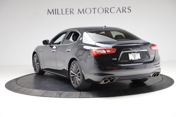 Used 2018 Maserati Ghibli S Q4 for sale Sold at Bentley Greenwich in Greenwich CT 06830 5