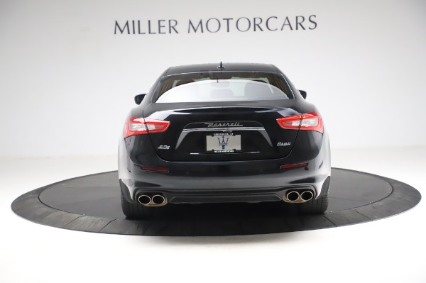 Used 2018 Maserati Ghibli S Q4 for sale Sold at Bentley Greenwich in Greenwich CT 06830 7