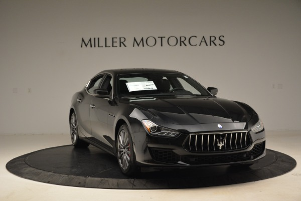 Used 2018 Maserati Ghibli S Q4 for sale $55,900 at Bentley Greenwich in Greenwich CT 06830 10