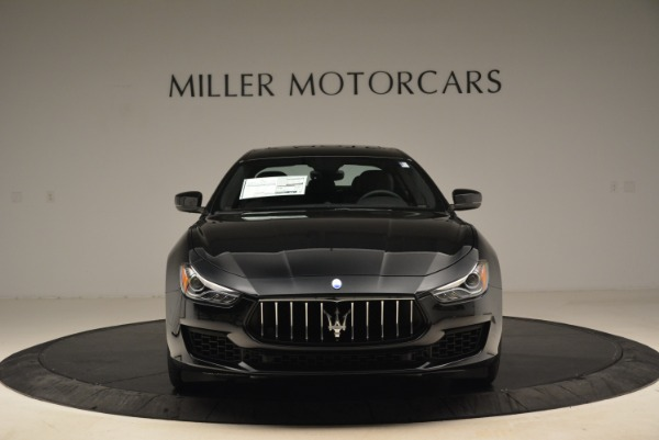 Used 2018 Maserati Ghibli S Q4 for sale $55,900 at Bentley Greenwich in Greenwich CT 06830 11