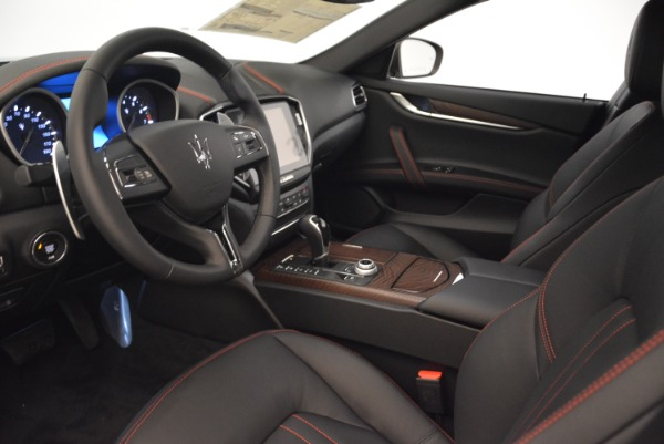 Used 2018 Maserati Ghibli S Q4 for sale $55,900 at Bentley Greenwich in Greenwich CT 06830 12