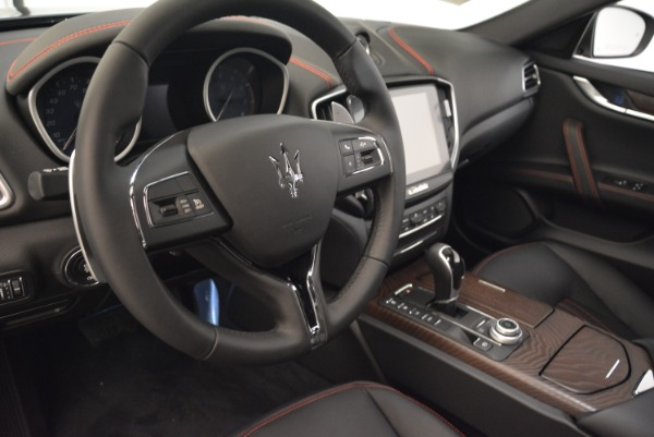 Used 2018 Maserati Ghibli S Q4 for sale $55,900 at Bentley Greenwich in Greenwich CT 06830 15