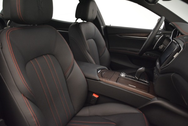 Used 2018 Maserati Ghibli S Q4 for sale $55,900 at Bentley Greenwich in Greenwich CT 06830 22
