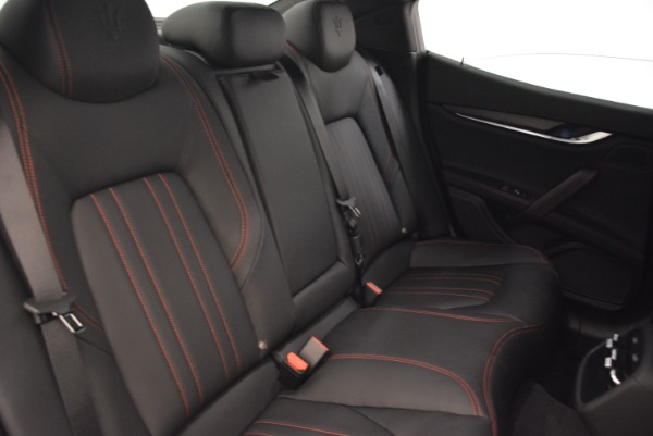 Used 2018 Maserati Ghibli S Q4 for sale $55,900 at Bentley Greenwich in Greenwich CT 06830 25