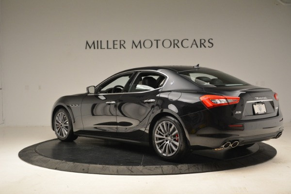 Used 2018 Maserati Ghibli S Q4 for sale $55,900 at Bentley Greenwich in Greenwich CT 06830 3