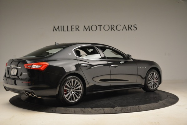 Used 2018 Maserati Ghibli S Q4 for sale $55,900 at Bentley Greenwich in Greenwich CT 06830 7