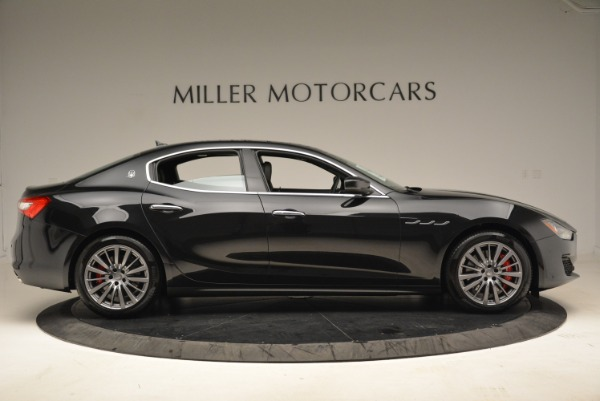 Used 2018 Maserati Ghibli S Q4 for sale $55,900 at Bentley Greenwich in Greenwich CT 06830 8
