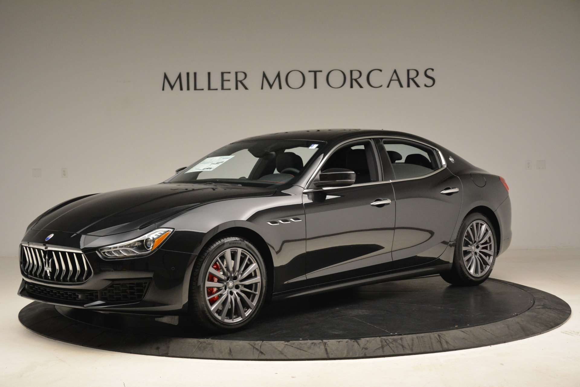 Used 2018 Maserati Ghibli S Q4 for sale $55,900 at Bentley Greenwich in Greenwich CT 06830 1