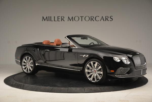 Used 2016 Bentley Continental GT V8 Convertible for sale Sold at Bentley Greenwich in Greenwich CT 06830 10