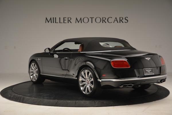 Used 2016 Bentley Continental GT V8 Convertible for sale Sold at Bentley Greenwich in Greenwich CT 06830 17