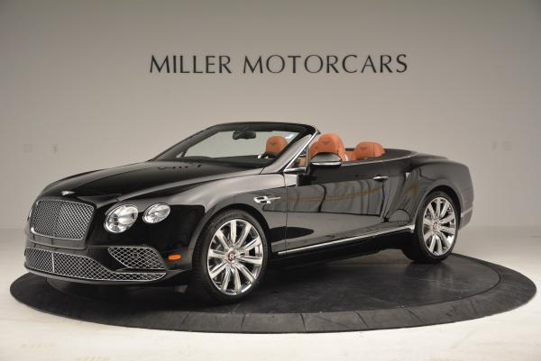 Used 2016 Bentley Continental GT V8 Convertible for sale Sold at Bentley Greenwich in Greenwich CT 06830 2