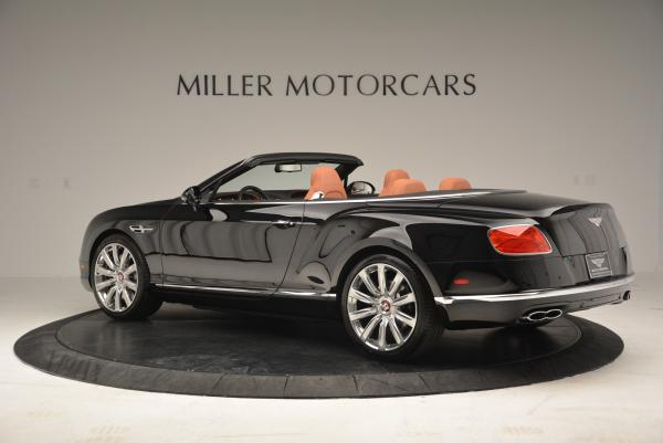 Used 2016 Bentley Continental GT V8 Convertible for sale Sold at Bentley Greenwich in Greenwich CT 06830 4