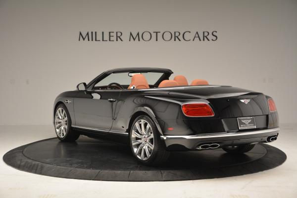 Used 2016 Bentley Continental GT V8 Convertible for sale Sold at Bentley Greenwich in Greenwich CT 06830 5