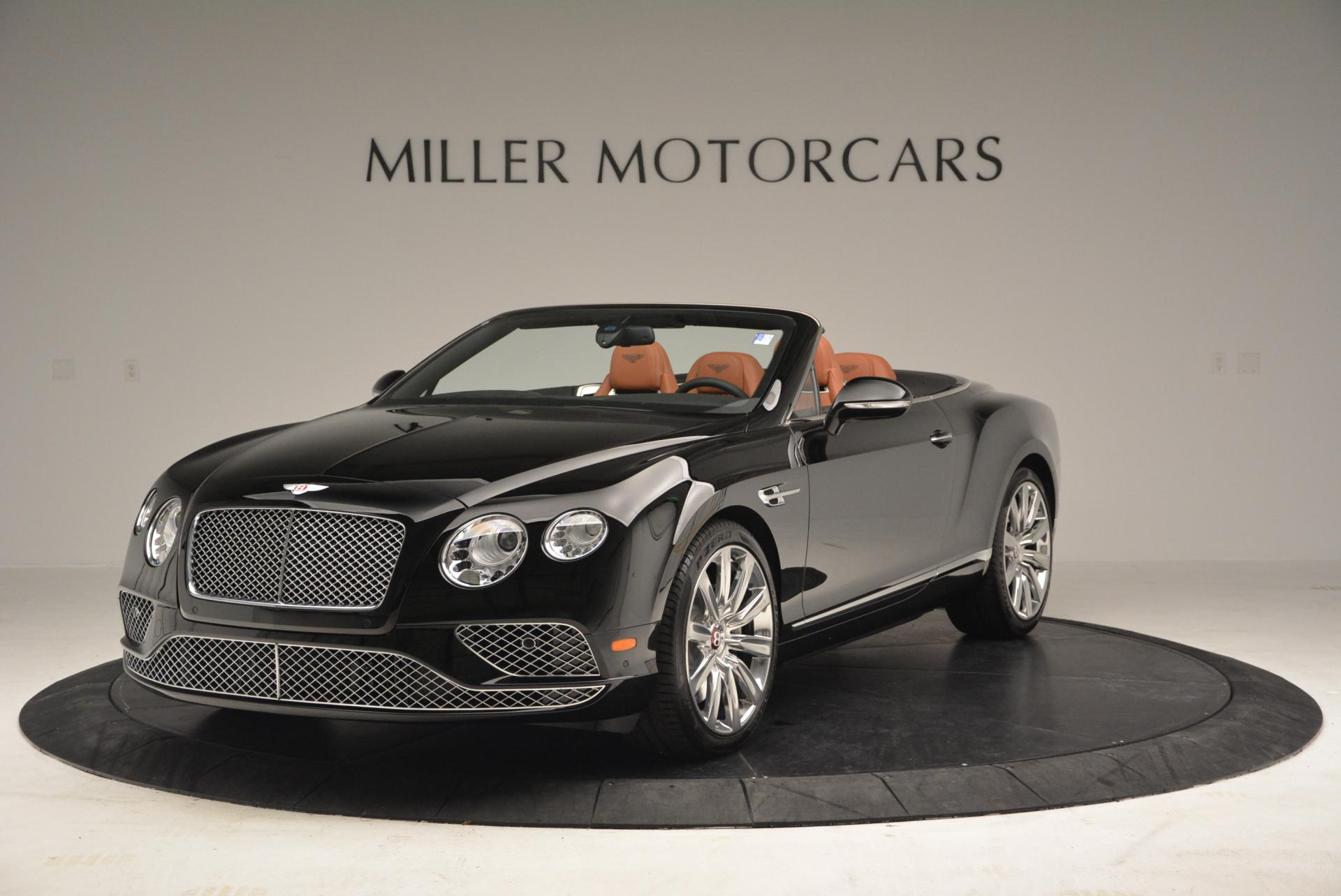 Used 2016 Bentley Continental GT V8 Convertible for sale Sold at Bentley Greenwich in Greenwich CT 06830 1