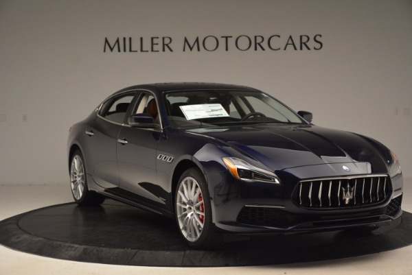 New 2018 Maserati Quattroporte S Q4 GranLusso for sale Sold at Bentley Greenwich in Greenwich CT 06830 11